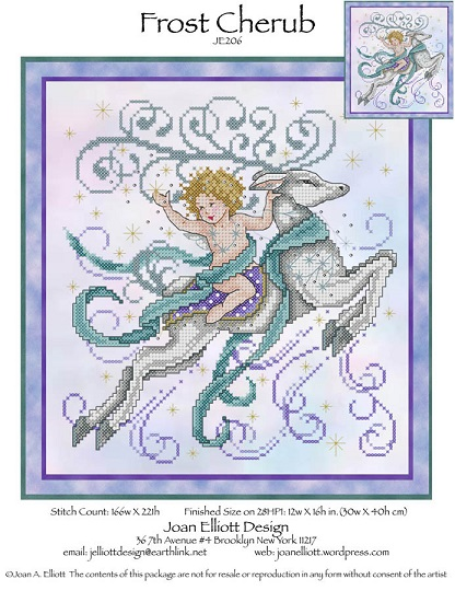 click here to view larger image of Frost Cherub (chart)