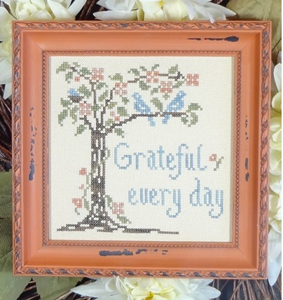 click here to view larger image of Grateful Every Day (chart)