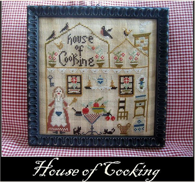 click here to view larger image of House Of Cooking (chart)