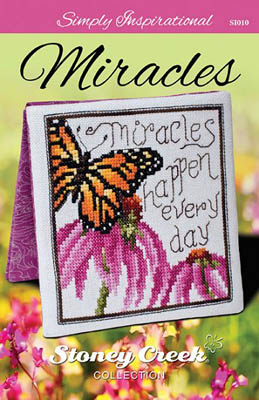 click here to view larger image of Simply Inspirational - Miracles (chart)