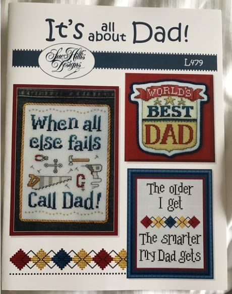 click here to view larger image of Its All About Dad (chart)