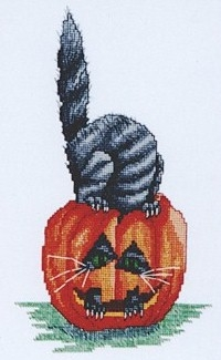 click here to view larger image of Cat O Lantern (chart)
