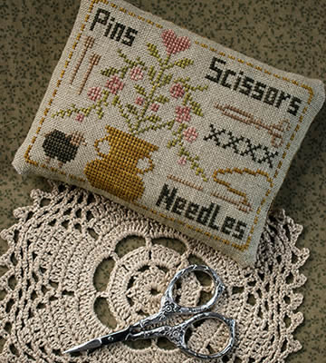 click here to view larger image of My Sewing Tools (chart)