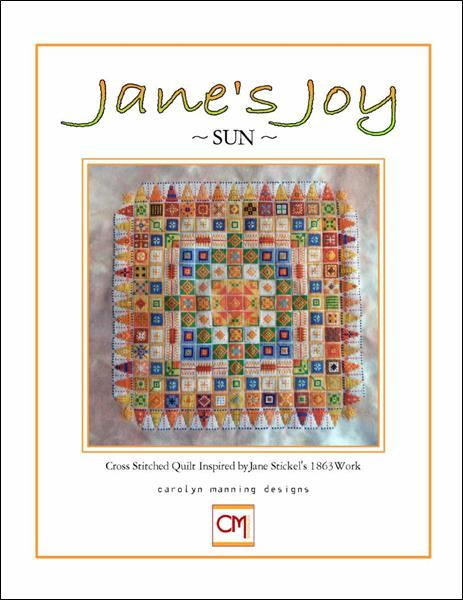 click here to view larger image of Janes Joy SUN (chart)