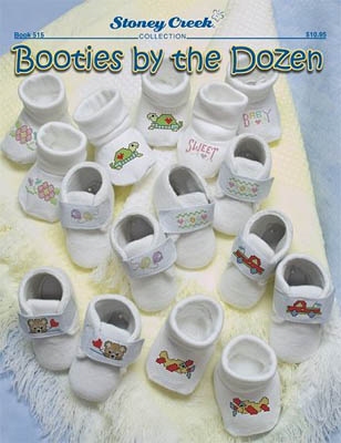 click here to view larger image of Booties by the Dozen (chart (special))