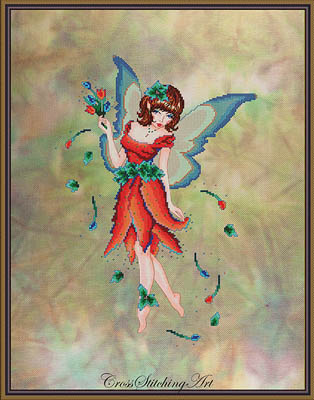 click here to view larger image of Anneke - The Tulip Fairy (chart)