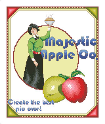 click here to view larger image of Majestic Apple Co (chart (special))