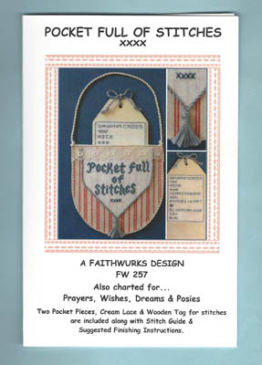 click here to view larger image of Pocket Full Of Stitches (Kit) (None Selected)