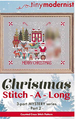 click here to view larger image of Christmas Stitch-A-Long - Part 2 (chart (special))