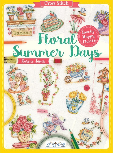 click here to view larger image of Floral Summer Days (book)