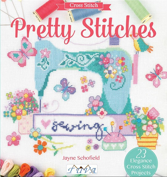 click here to view larger image of Pretty Stitches (book)