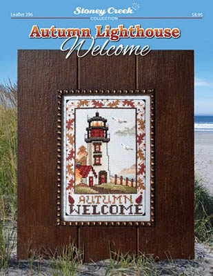click here to view larger image of Autumn Lighthouse Welcome (chart)