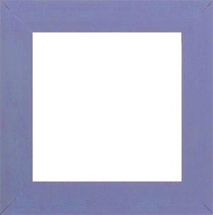 click here to view larger image of Mill Hill Frame -  Matte Periwinkle (frame (ready made))