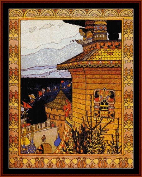 click here to view larger image of Princess In The Tower (chart)