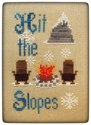 click here to view larger image of Hit The Slopes (chart)