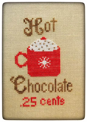 click here to view larger image of Hot Chocolate (chart)