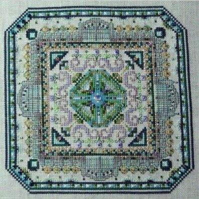 click here to view larger image of Mini Mandala Mystery 01 (chart)