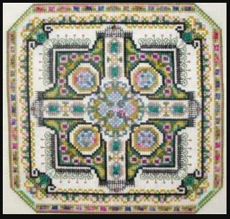 click here to view larger image of Mini Mandala Mystery 02 (chart)
