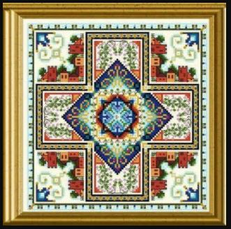click here to view larger image of Mini Mandala Mystery 03 (chart)