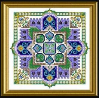 click here to view larger image of Mini Mandala Mystery 04 (chart)
