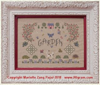 click here to view larger image of Garden (chart)