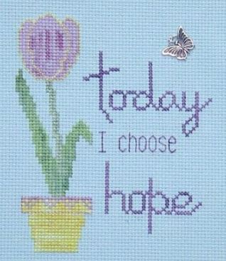 click here to view larger image of I Choose Hope (chart)