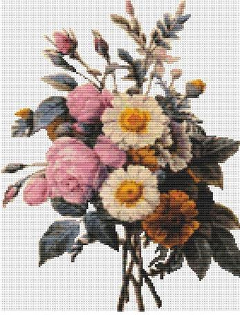 click here to view larger image of Flowers (without background) (chart)