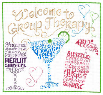 click here to view larger image of Lets Go To Therapy (chart)