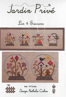click here to view larger image of Les 4 Saisons (chart)