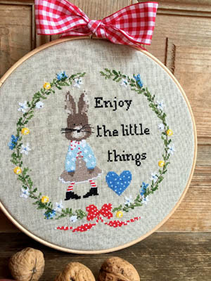 click here to view larger image of Enjoy The Little Things (chart)