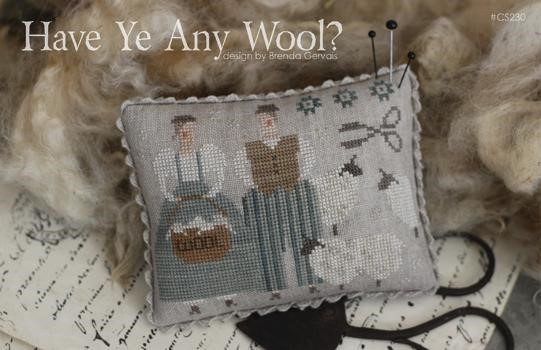 click here to view larger image of Have Ye Any Wool? (chart)