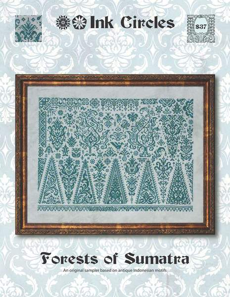 click here to view larger image of Forests of Sumatra (chart)