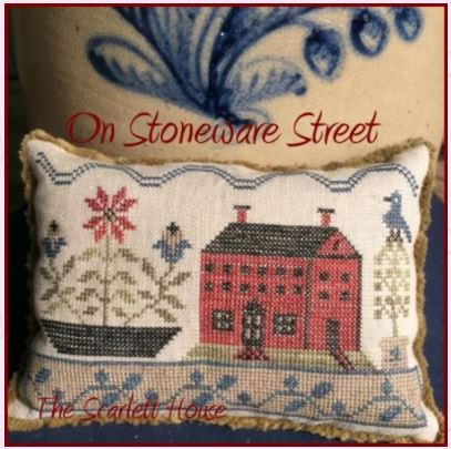 click here to view larger image of On Stoneware Street (chart)