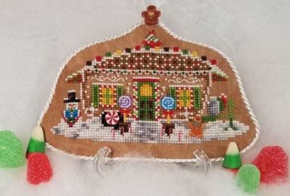 click here to view larger image of Gingerbread Camper (chart)