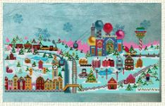 click here to view larger image of Christmas Town (chart)