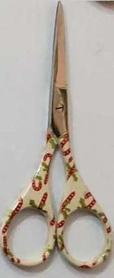 click here to view larger image of Candy Cane Scissors (accessory)