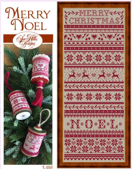 click here to view larger image of Merry Noel (chart)