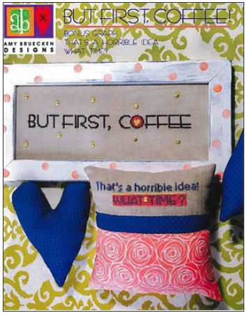 click here to view larger image of But First Coffee Embellishment Pack (accessory)