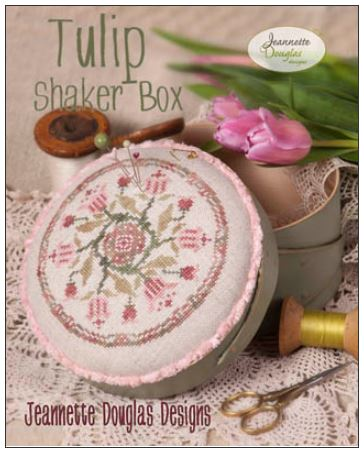 click here to view larger image of Tulip Shaker Box (chart)