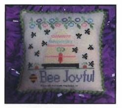 click here to view larger image of Bee Joyful (chart)