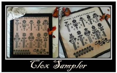 click here to view larger image of Clox Sampler (chart)