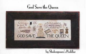 click here to view larger image of God Save the Queen (chart)