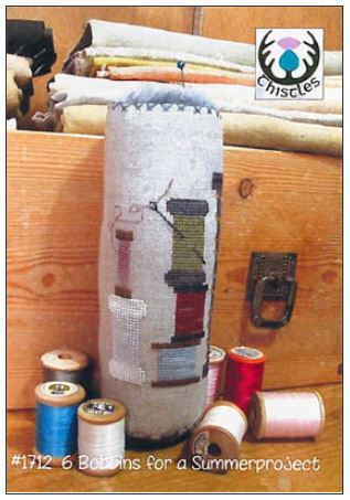 click here to view larger image of Bobbins For A Summer Project (chart)