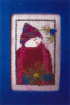 click here to view larger image of Harbinger of Spring (KIT) (counted cross stitch kit)