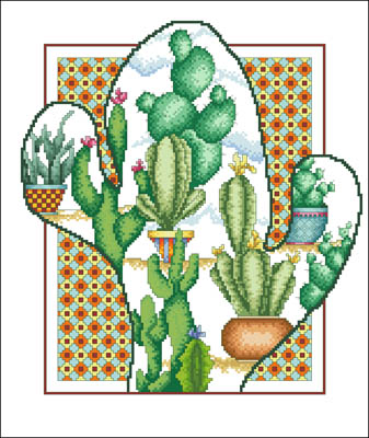 click here to view larger image of Cactus Cactus Cactus (chart)