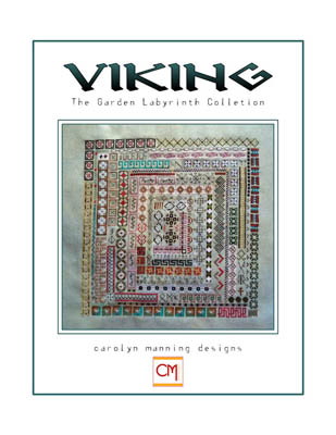 click here to view larger image of Viking Garden Labyrinth (chart)