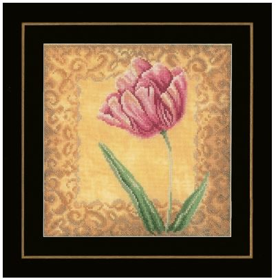 click here to view larger image of Tulip (counted cross stitch kit)
