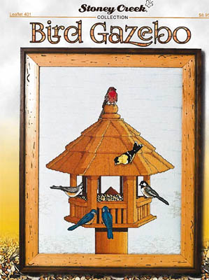 click here to view larger image of Bird Gazebo (chart)