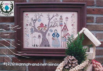 click here to view larger image of Hannah and her Birds (chart)