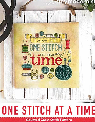 click here to view larger image of One Stitch At A Time (chart)